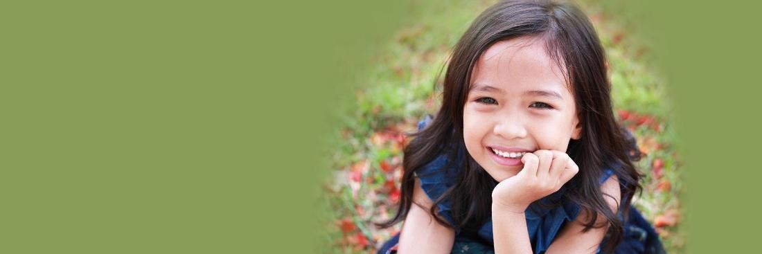 Young girl smiling | Edina MN Dentist